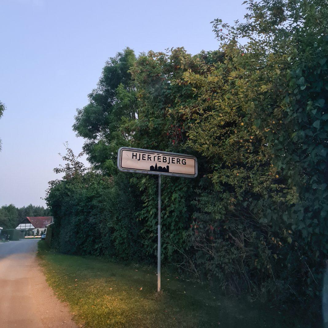 Hjertebjerg byskilt